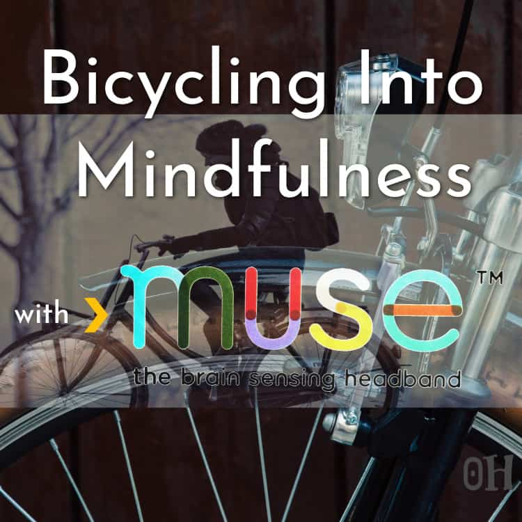 bicycling into mindfulness