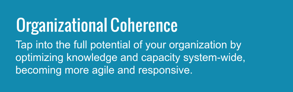 Organizational Coherence