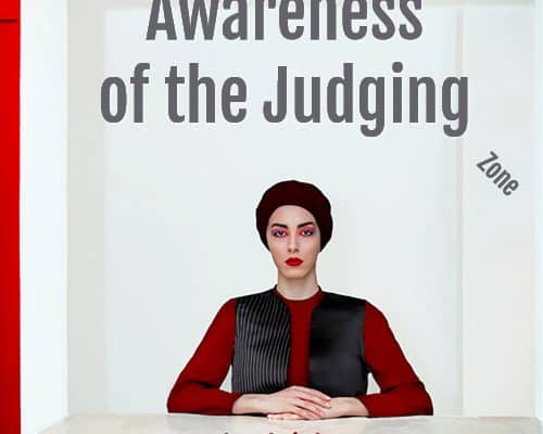 awareness of the judging zone